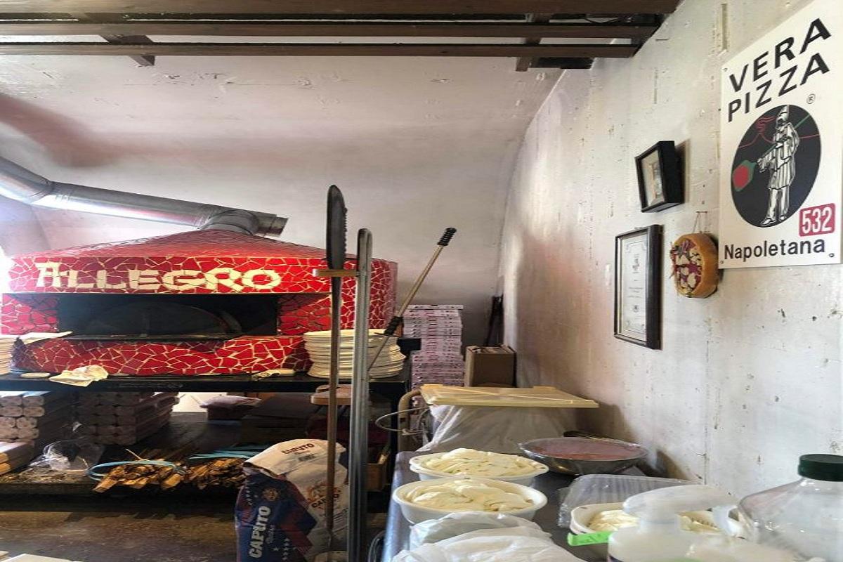 Pizzeria: Trattoria Pizzeria Allegro Ashiya