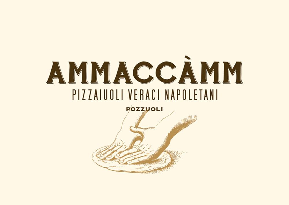 Pizzeria: Ammaccàmm