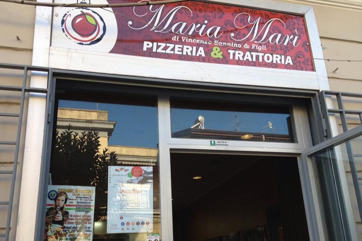 Pizzeria: Maria Marì