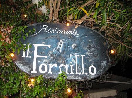 Pizzeria: Il Fornillo