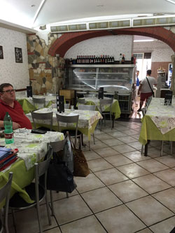 Pizzeria: L'Angolo del Buongustaio
