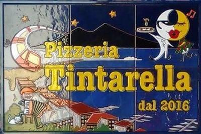 Pizzeria: Tintarella