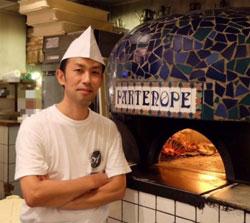 Pizzeria: Partenope Hiroo