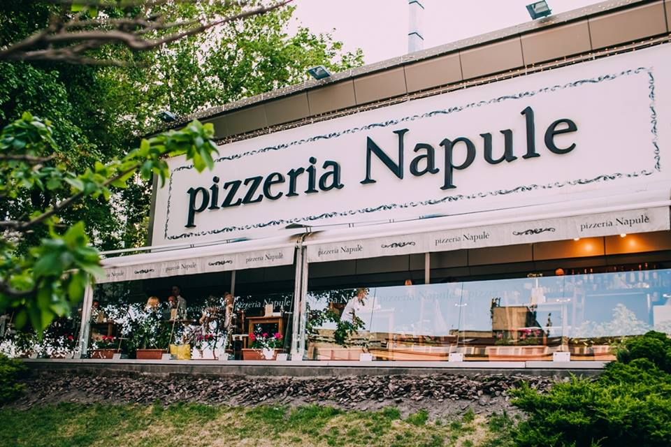 Pizzeria: Pizzeria Napulè