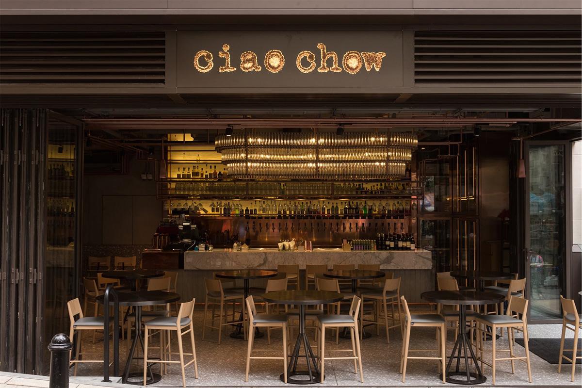 Pizzeria: Ciao Chow