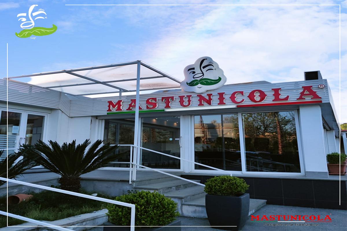 Pizzeria: Mastunicola