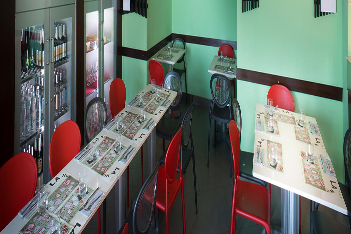 Pizzeria: Pizzaria La Notizia