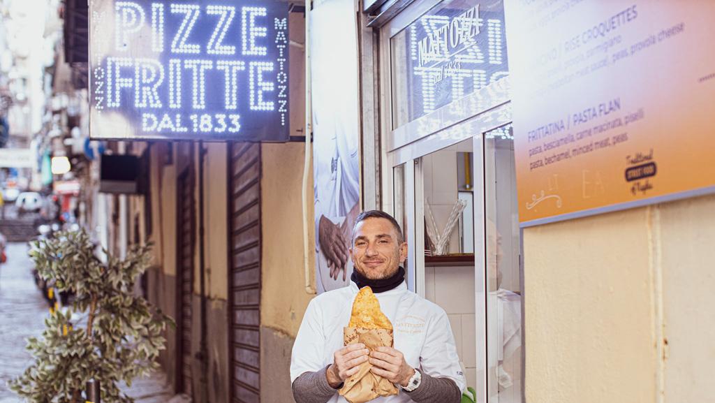 Pizzeria: Mattozzi a Piazza Carità