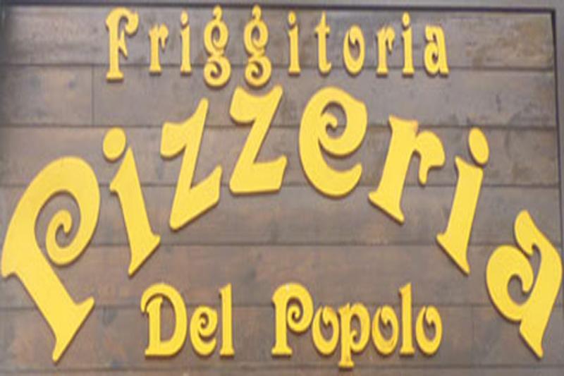 Pizzeria: Pizzeria del Popolo