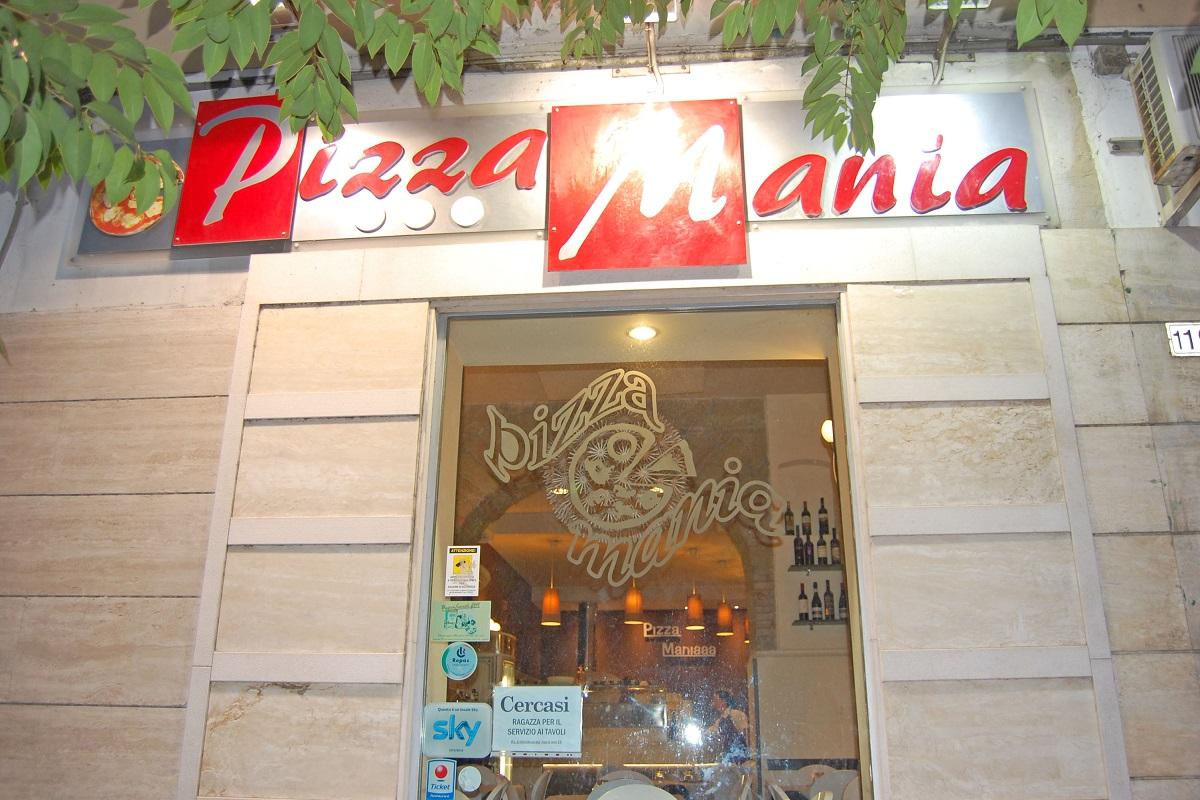 Pizzeria: Pizza Mania