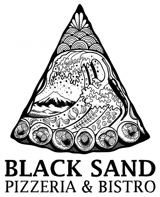 Pizzeria: Black Sand Pizzeria and Bistro