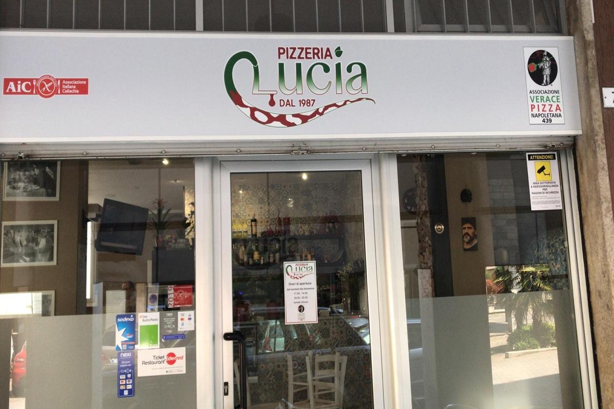 Pizzeria: Pizzeria Lucia dal 1987