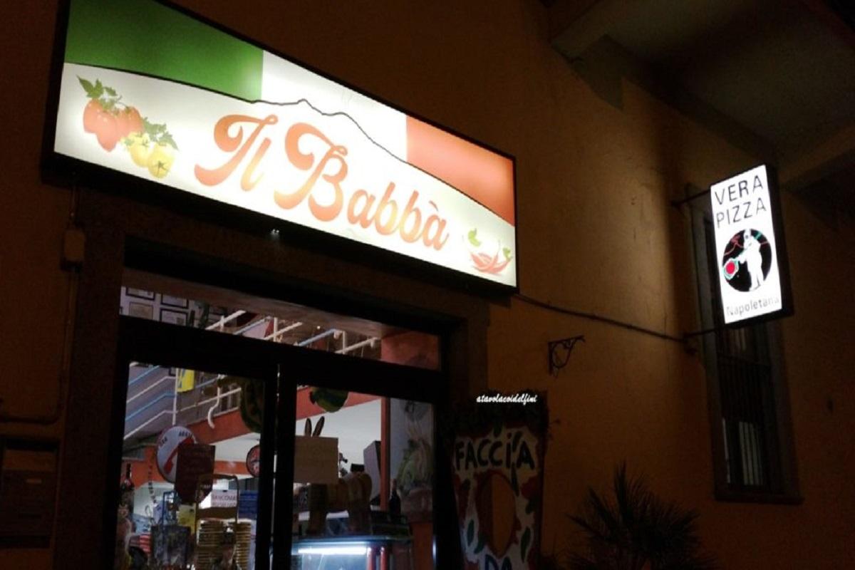 Pizzeria: Il Babbà