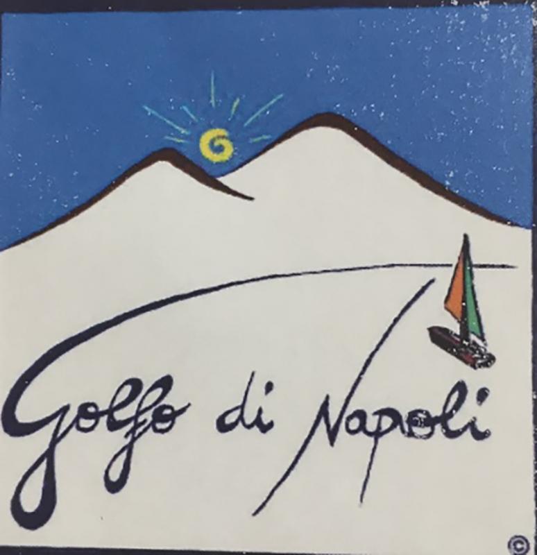 Pizzeria: Golfo di Napoli