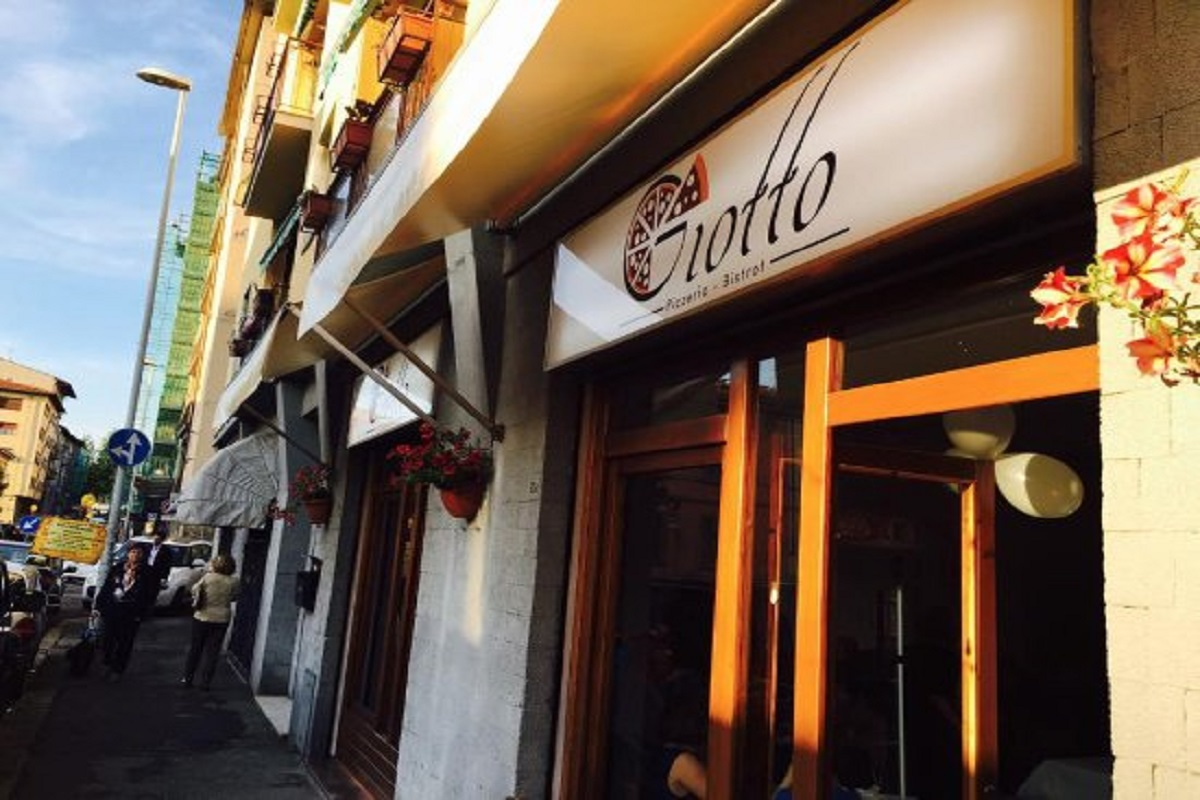 Pizzeria: Giotto Pizzeria Bistrot