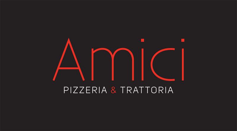 Pizzeria: Amici Trattoria e Pizzeria