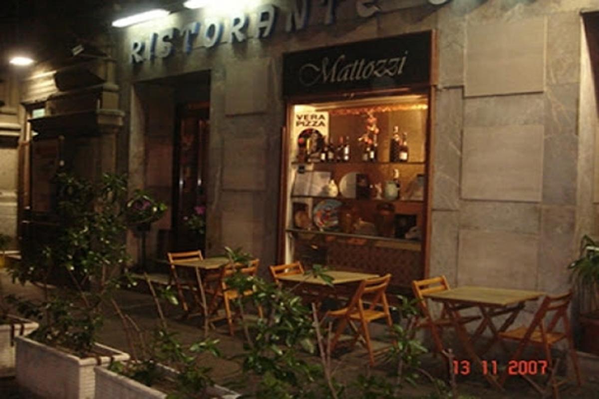 Pizzeria: L'Europeo di Mattozzi