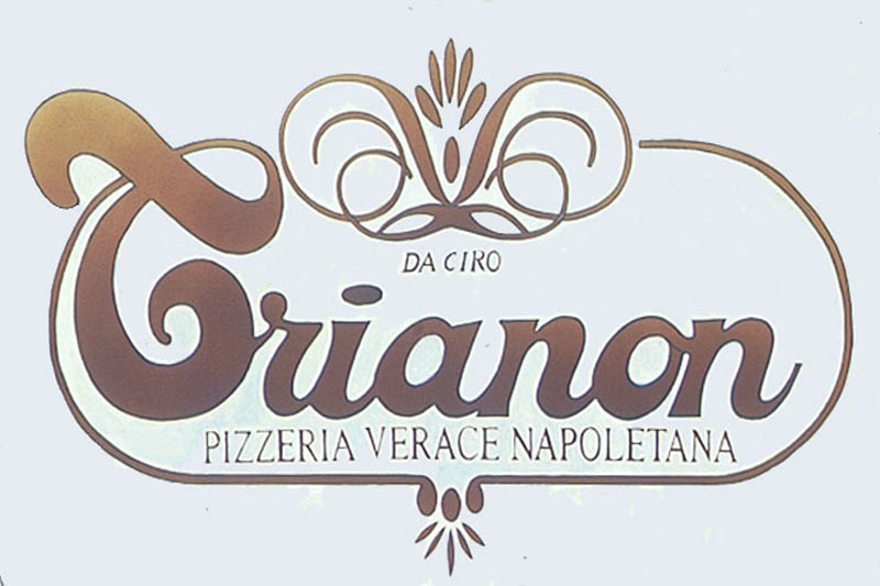 Pizzeria: Trianon da Ciro