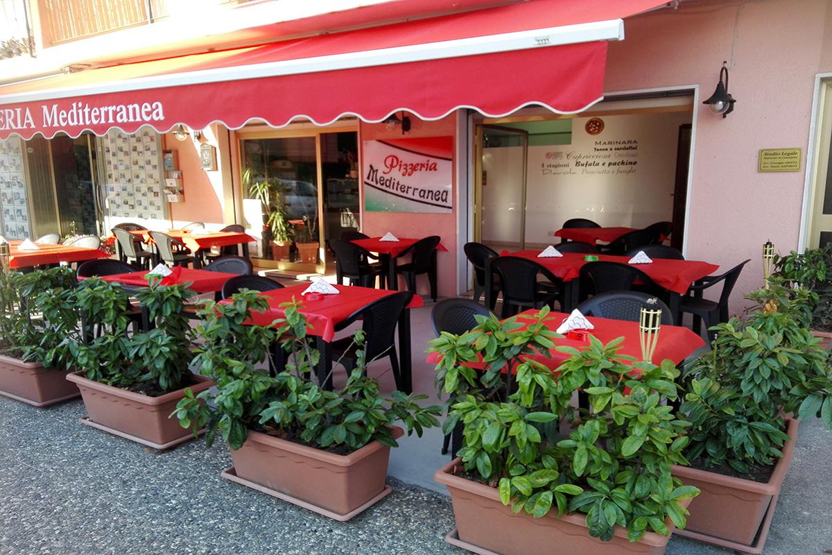 Pizzeria: Pizzeria Mediterranea