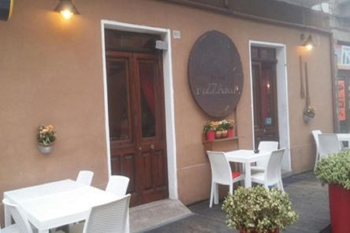 Pizzeria: Antiga Pizzaria in Aggius