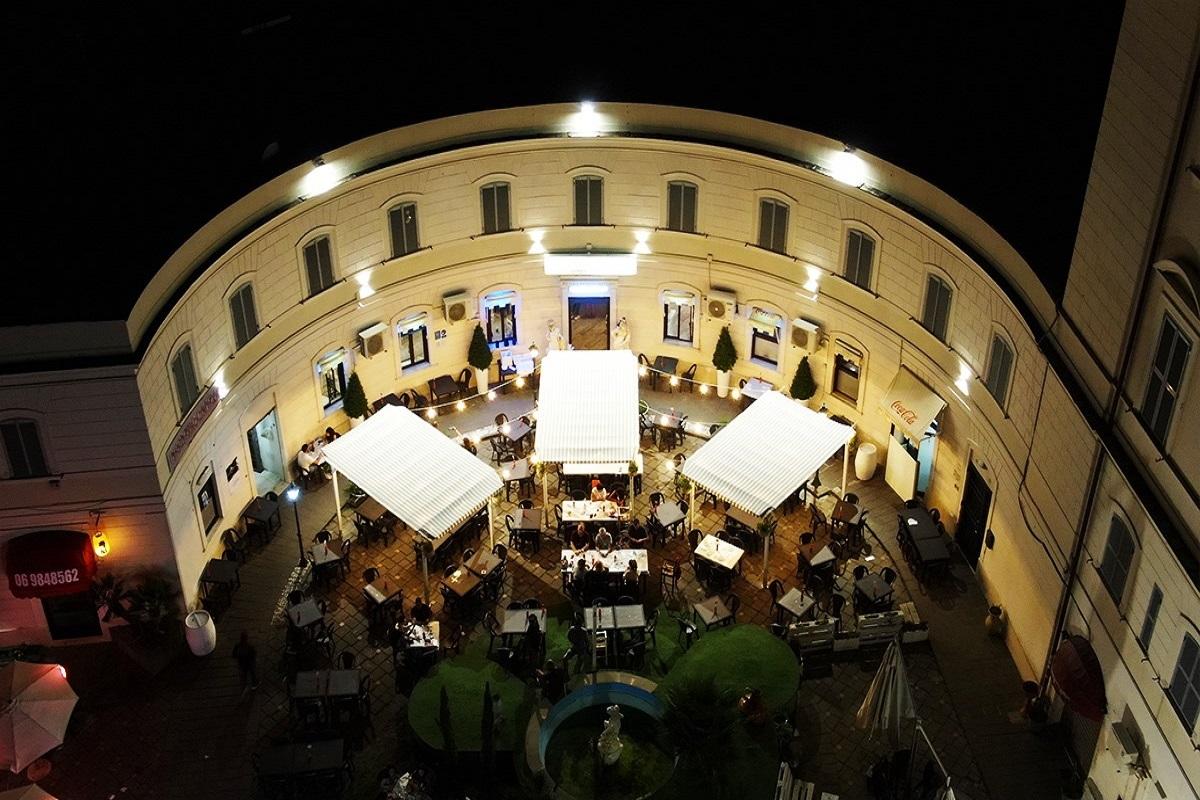 Pizzeria: Antico Grottino