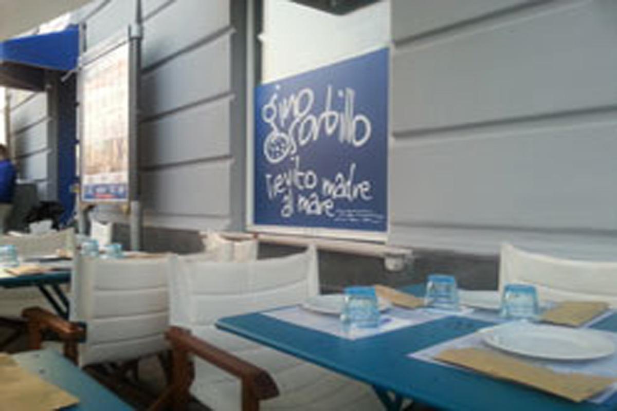 Pizzeria: Gino Sorbillo Lievito Madre al Mare