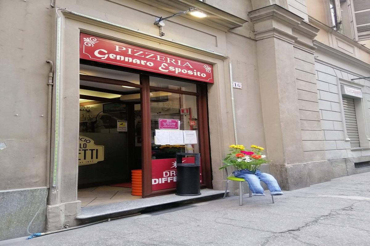 Pizzeria: Gennaro Esposito Pizzeria