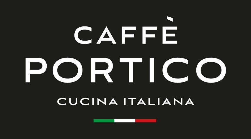 Pizzeria: Caffè Portico