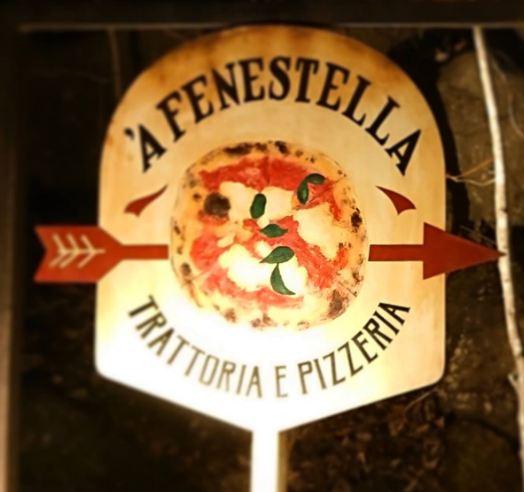 Pizzeria: 'A Fenestella