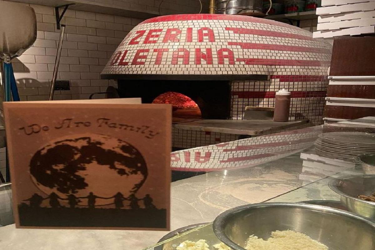 Pizzeria: Cornuto