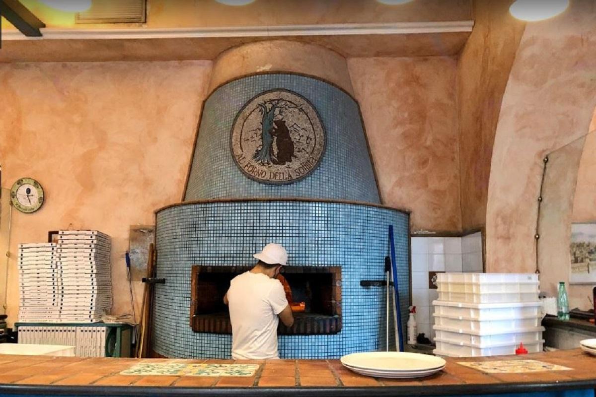 Pizzeria: Al Forno della Soffitta