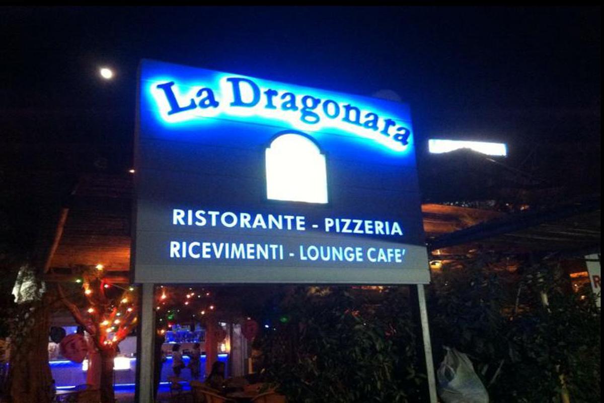 Pizzeria: La Dragonara