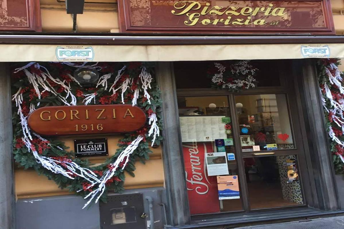 Pizzeria: Pizzeria Gorizia