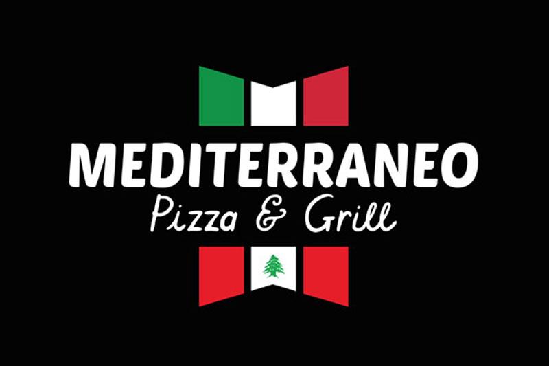 Pizzeria: Mediterraneo Pizza Grill