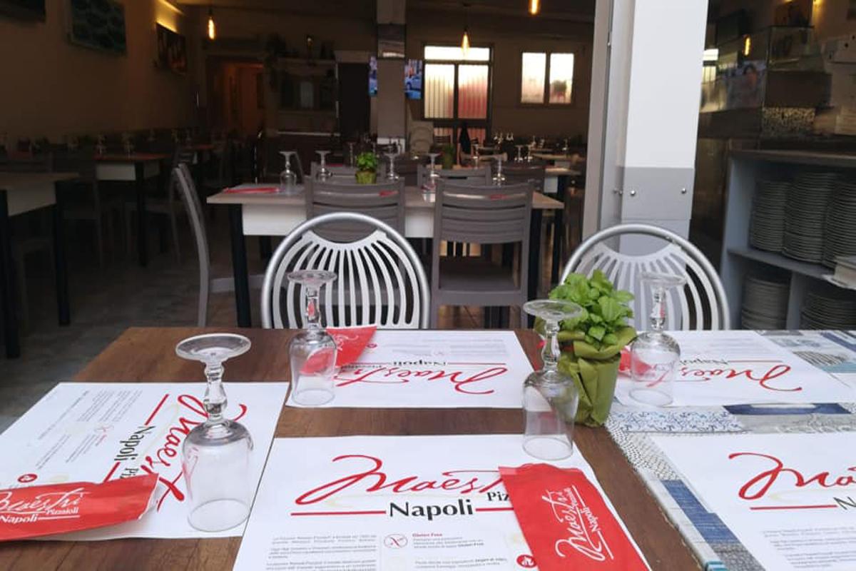 Pizzeria: Maestri Pizzaioli