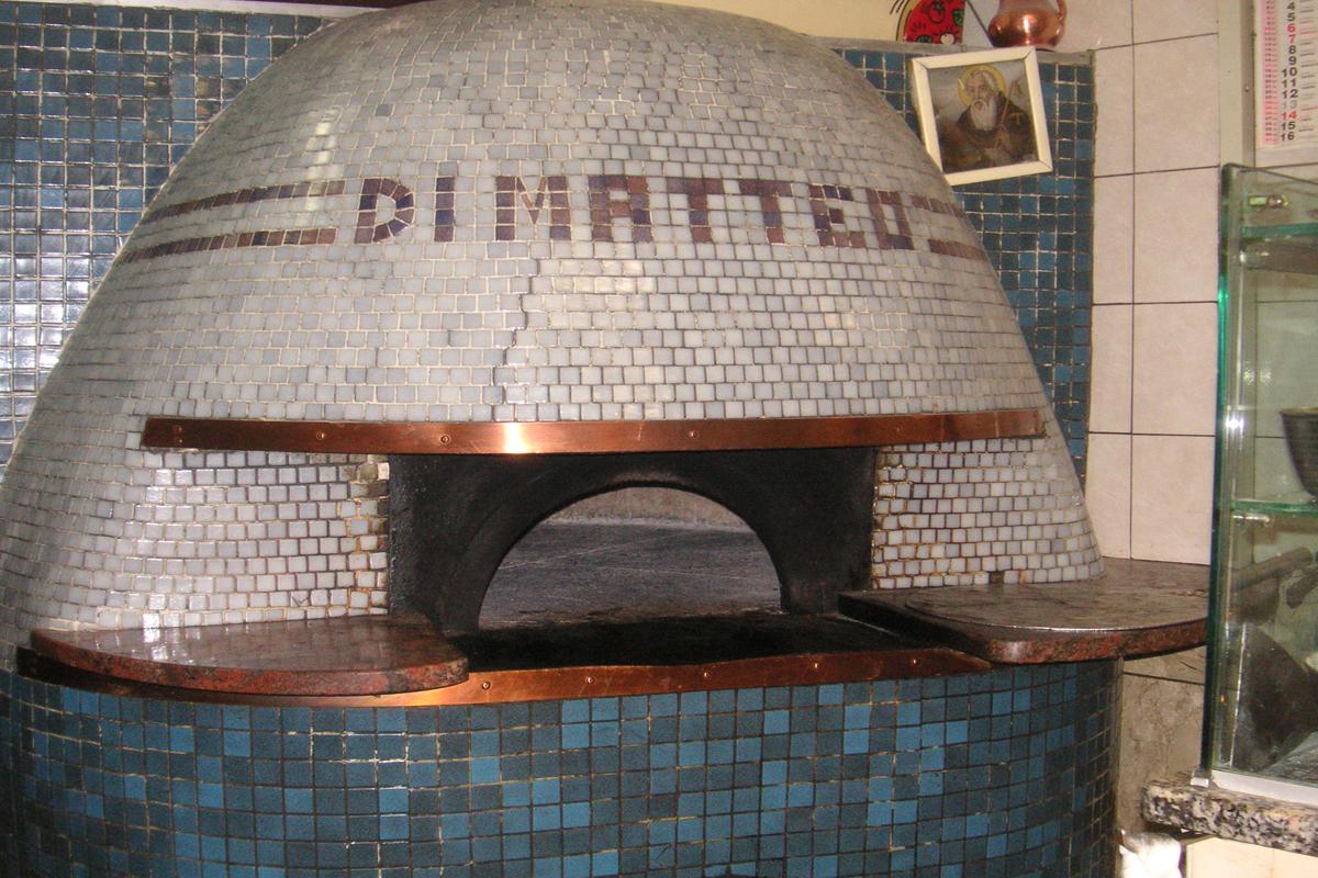 Pizzeria: Di Matteo