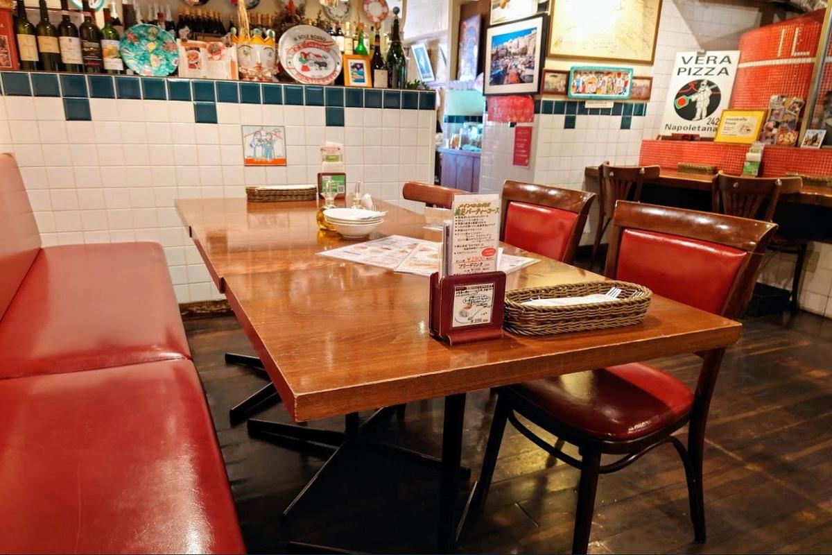 Pizzeria: Il Sole Rosso
