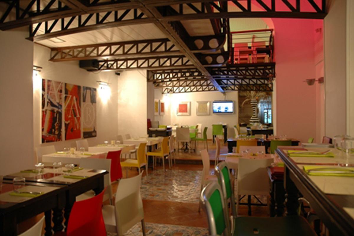 Pizzeria: Palazzo Vialdo