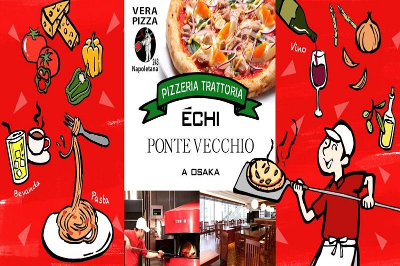 Pizzeria: Echi Ponte Vecchio