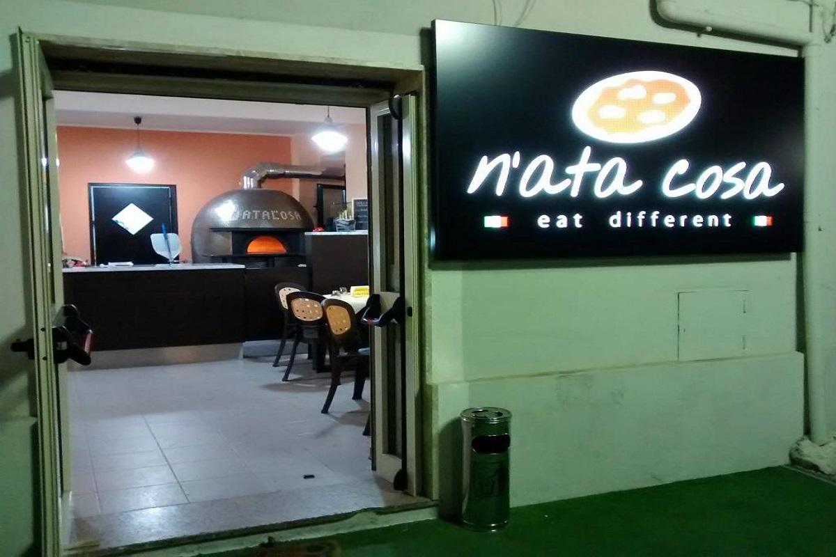 Pizzeria: N'ata cosa