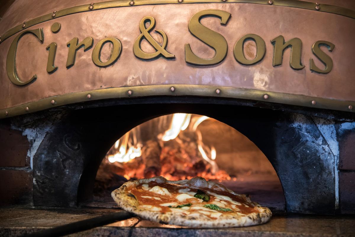 Pizzeria: Ciro & Sons