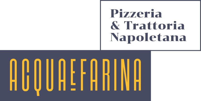 Pizzeria: Acquaefarina