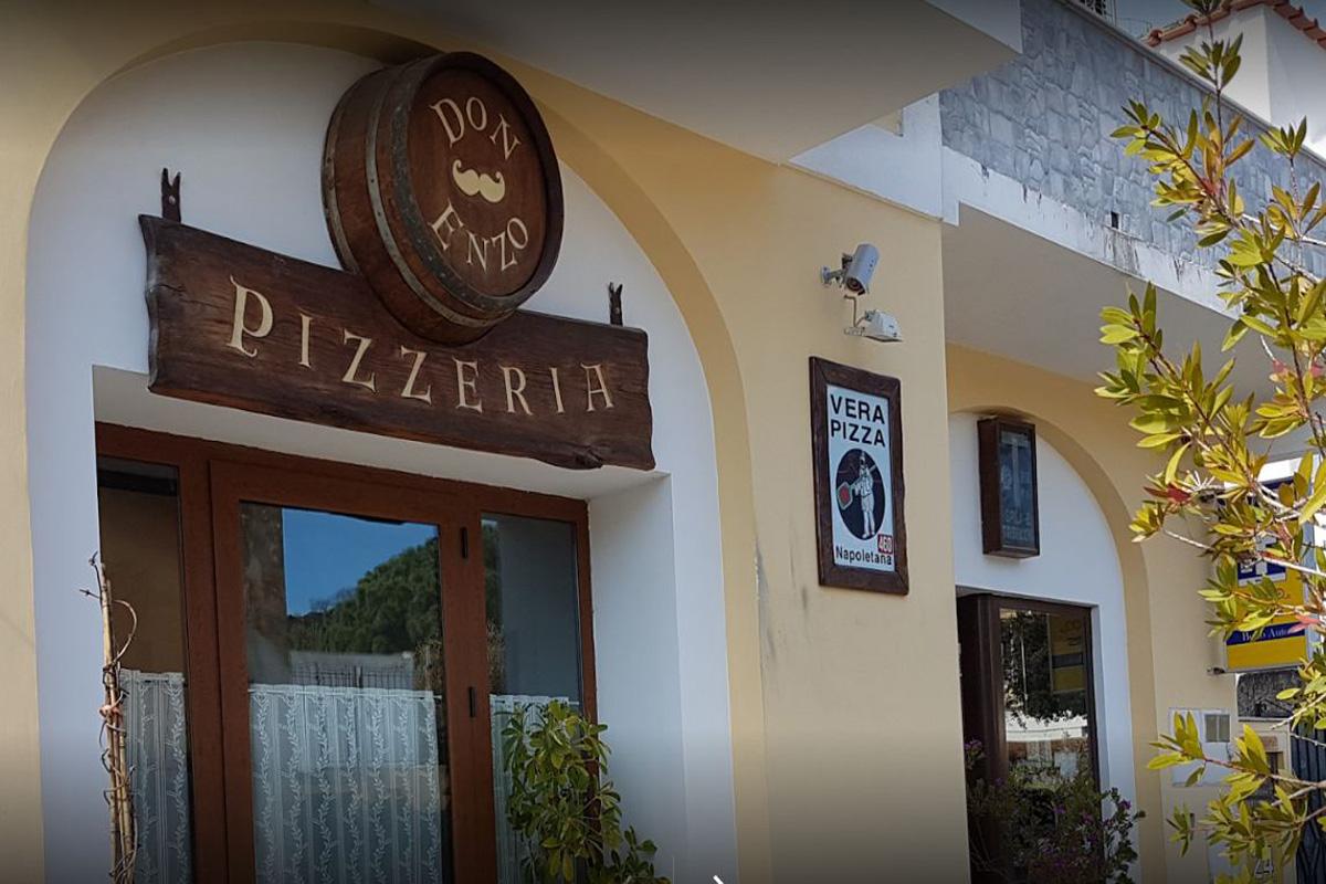 Pizzeria: Don Enzo