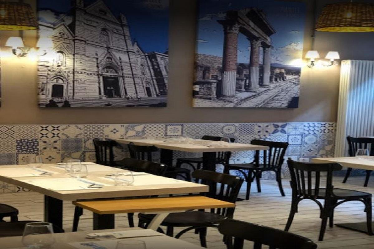 Pizzeria: Napule è Milano