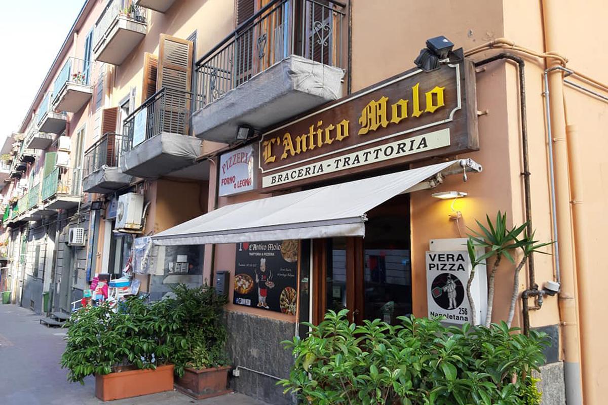 Pizzeria: L'Antico Molo