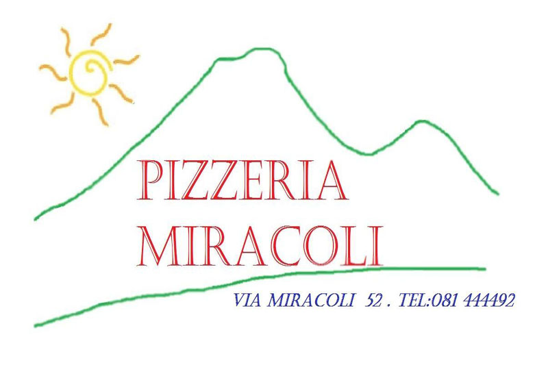 Pizzeria: Miracoli