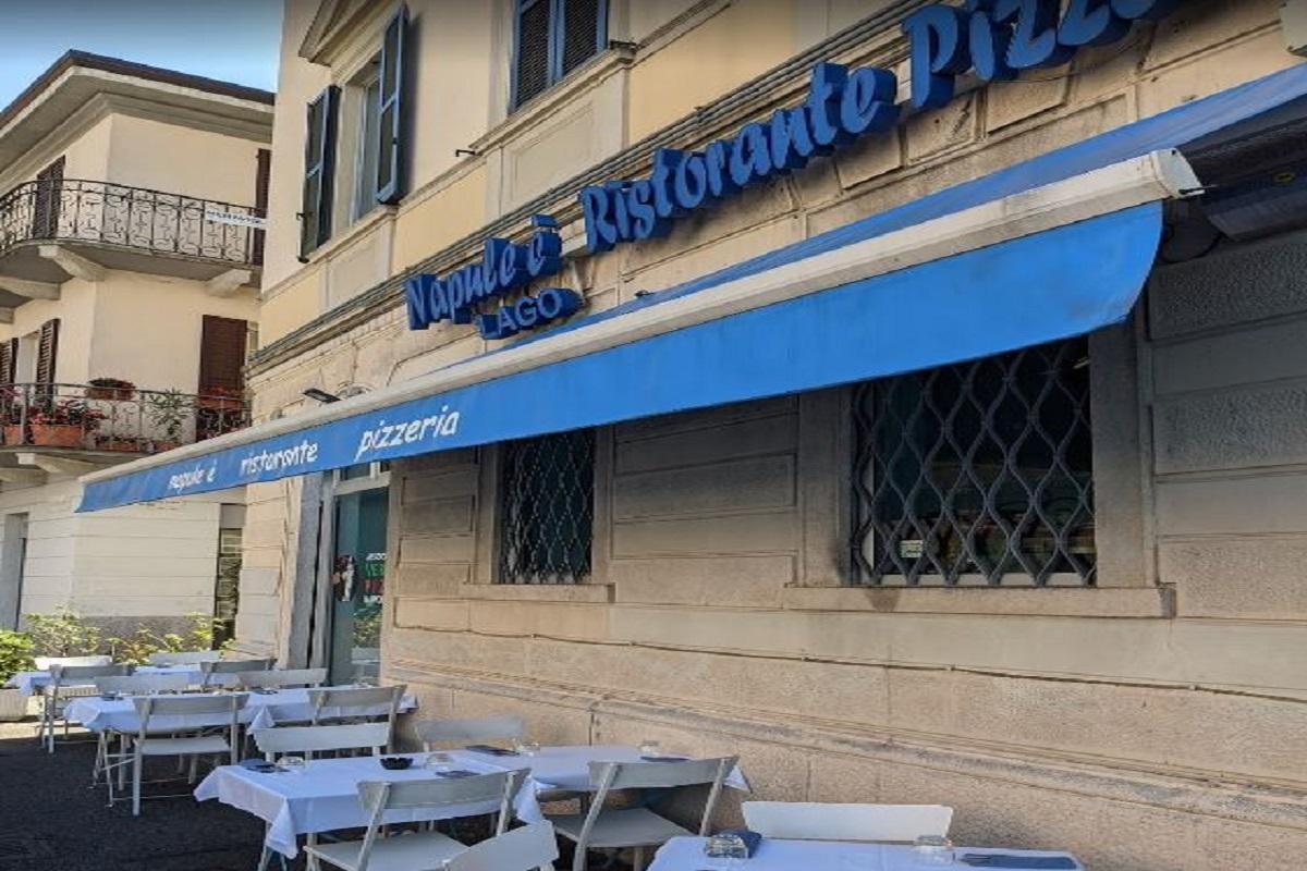 Pizzeria: Napule è Lago