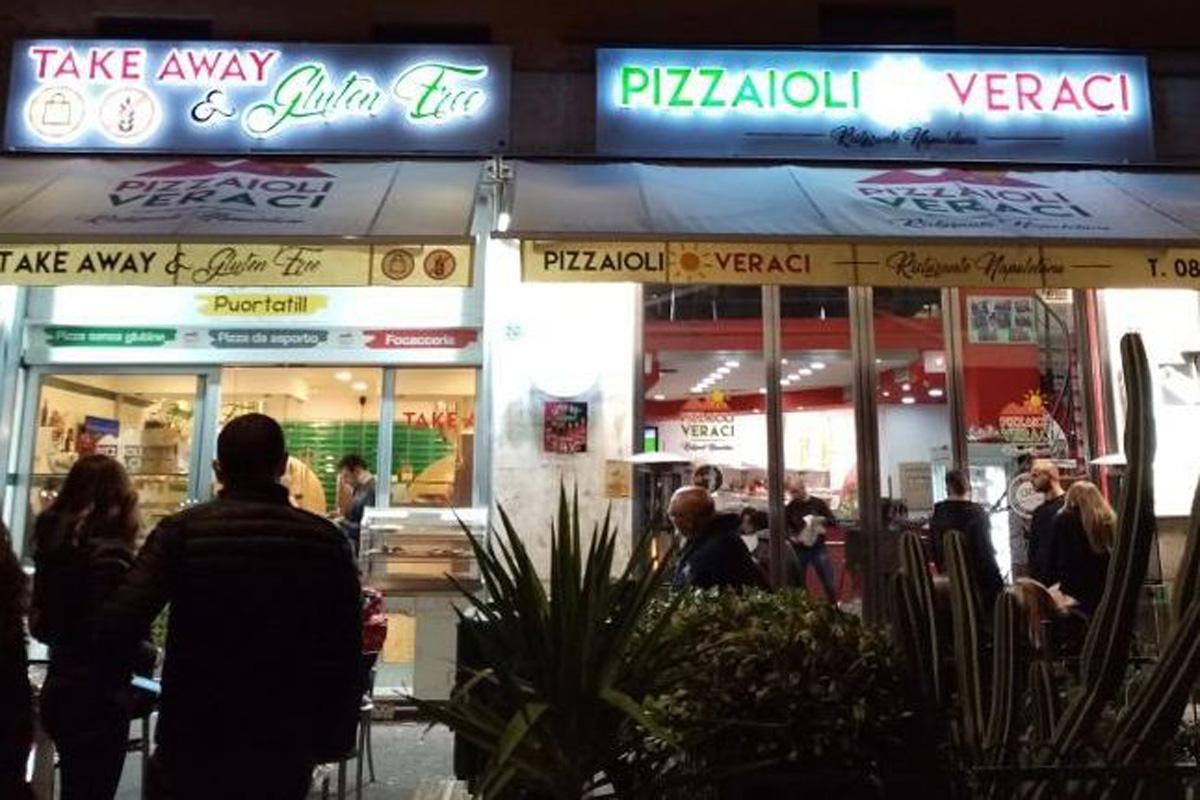 Pizzeria: Pizzaioli Veraci Fuorigrotta