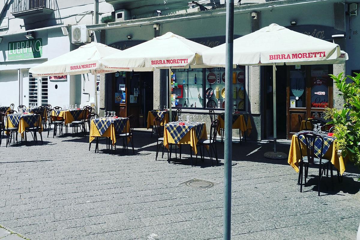 Pizzeria: Marino