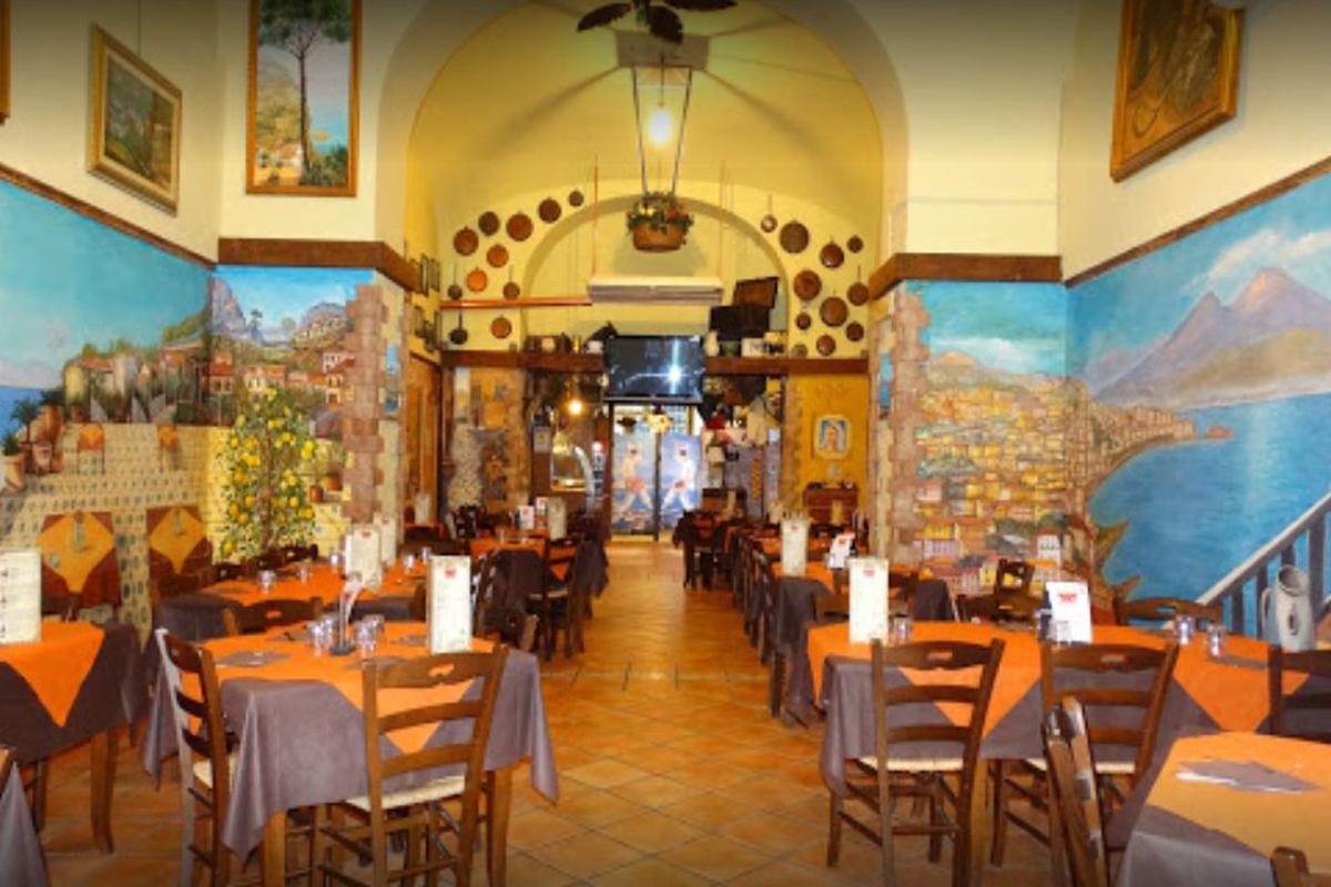 Pizzeria: Benvenuti al Sud